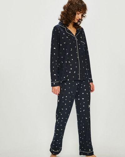 Piżama długo z obrazem Chelsea Peers