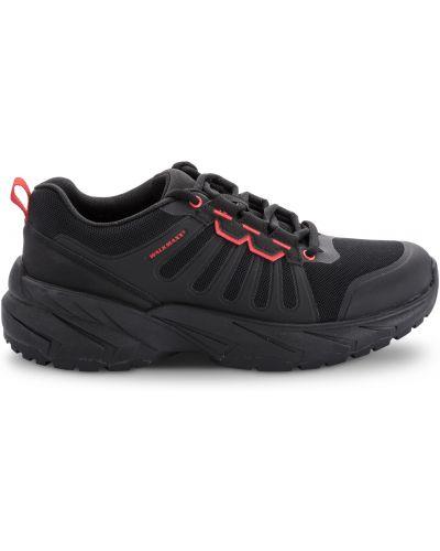 Текстильные кроссовки - черные Walkmaxx