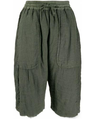 Однобортные шорты с карманами Kristensen Du Nord