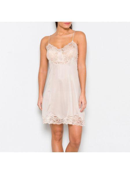 Платье платье-комбинация моделирующее La Redoute Collections
