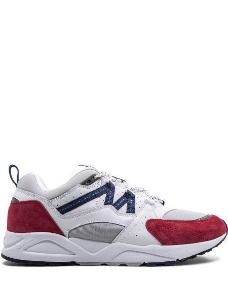 Кожаные кроссовки - белые Karhu