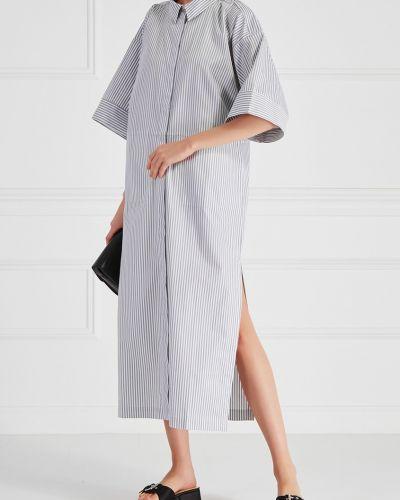Платье с поясом на шнуровке платье-рубашка Erik Frenken