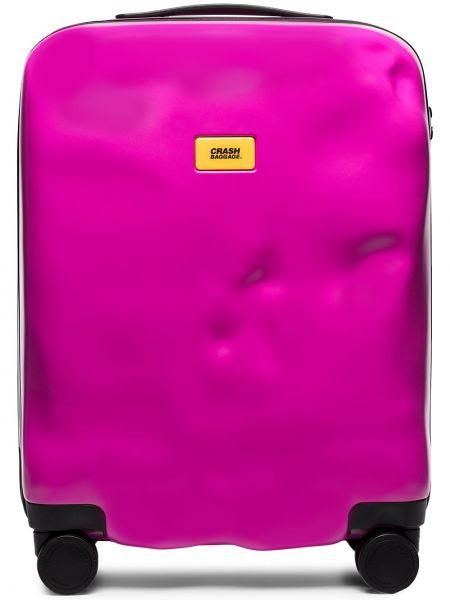 Косметичка - розовая Crash Baggage
