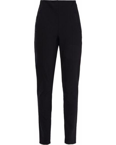 Czarne spodnie rurki bawełniane Rag & Bone
