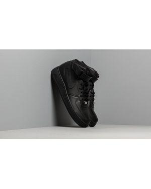 Топ черный Nike