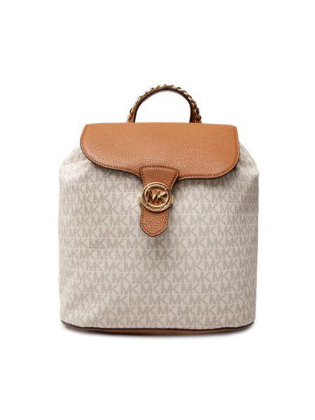 Beżowy plecak Michael Michael Kors