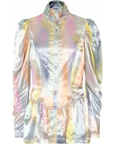 Сатиновая куртка Sies Marjan