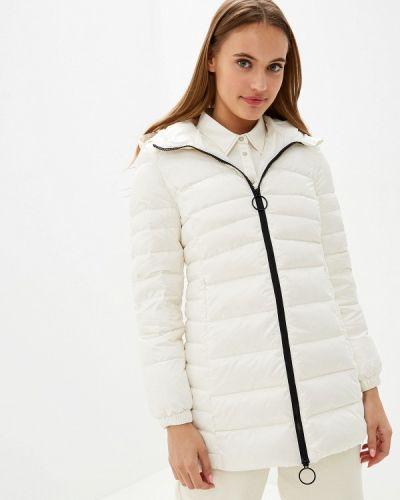 Зимняя куртка осенняя белая United Colors Of Benetton