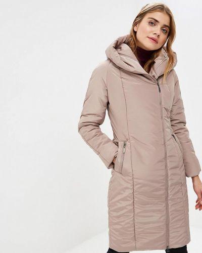 Утепленная куртка - бежевая Rosso-style