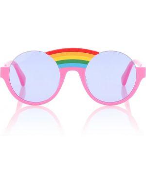 Okulary przeciwsłoneczne okrągły Stella Mccartney Kids