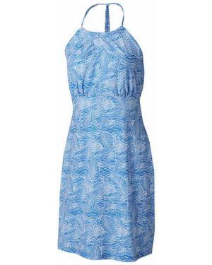 Летнее платье на бретелях Columbia