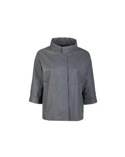 Кожаная куртка Fabiana Filippi