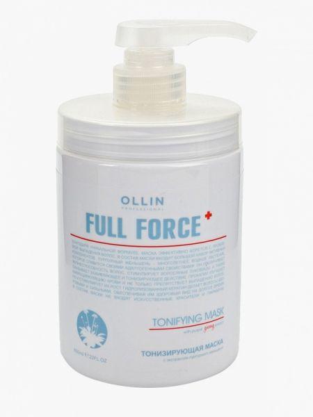 Маска для волос прозрачная Ollin