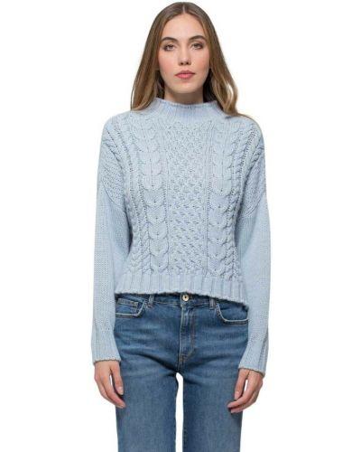 Niebieski sweter Kocca