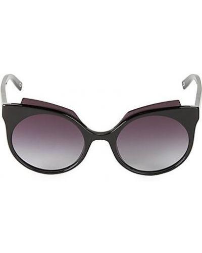 Черные солнцезащитные очки Marc Jacobs