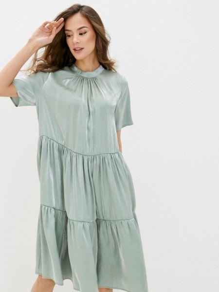 Вечернее платье зеленый весеннее Imperial