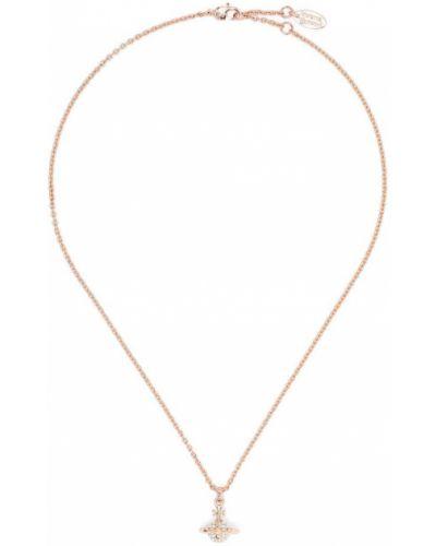Wisiorka ze złota złoto Vivienne Westwood