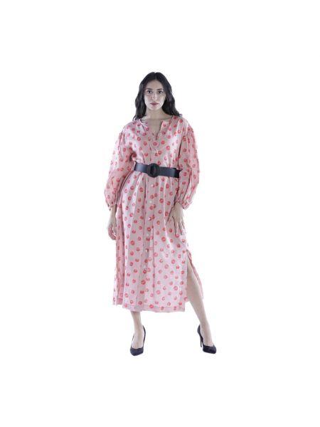 Różowa sukienka Ottodame