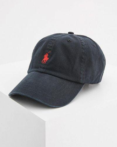 Черная бейсболка Polo Ralph Lauren