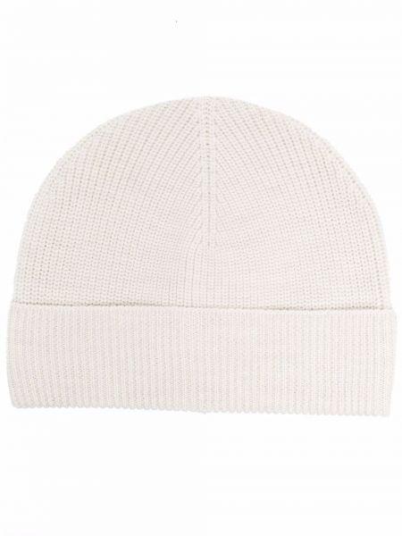 Beżowa czapka wełniana Barena