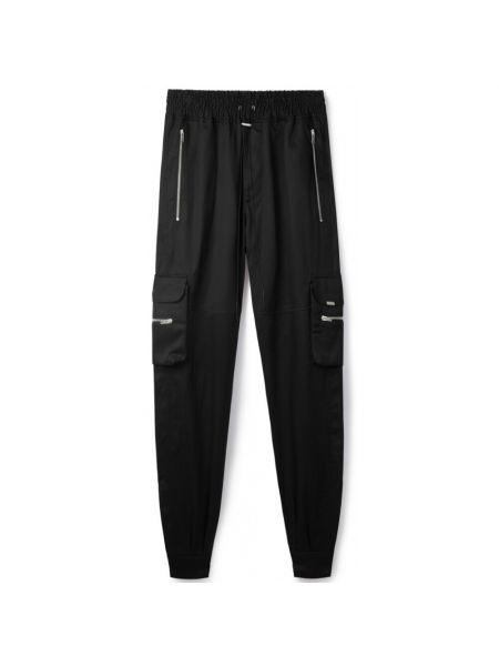 Czarne spodnie Represent