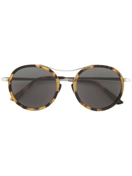 Муслиновые солнцезащитные очки хаки Sunday Somewhere