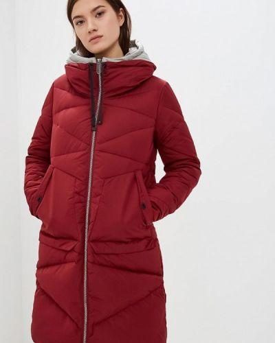 Пуховик - красный Snowimage