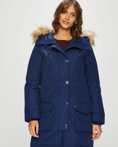 Утепленная куртка с капюшоном прямая Levi's®