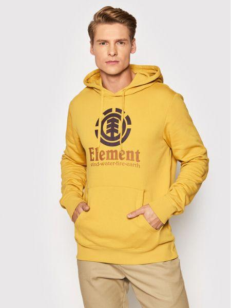 Bluza - żółta Element