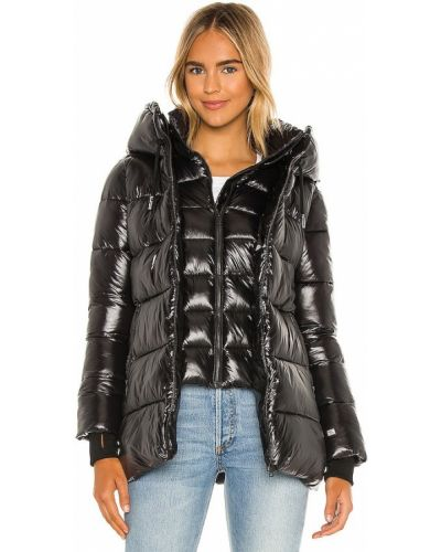 Дутая куртка - черная Soia & Kyo