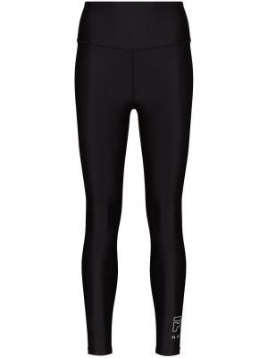 Черные брюки на шпильке P.e Nation