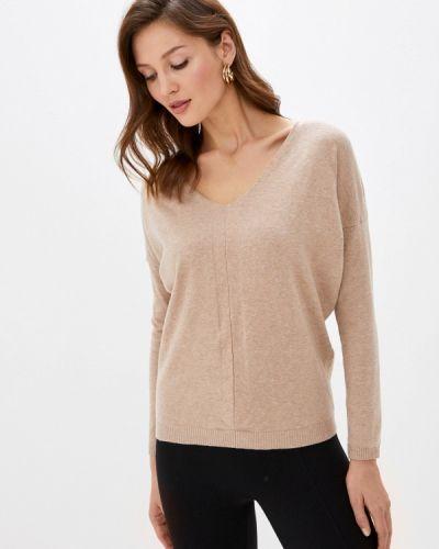 Бежевый пуловер Vilatte