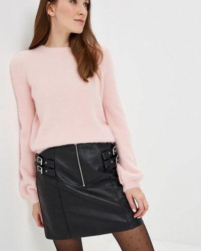 Розовый свитер осенний Colin's