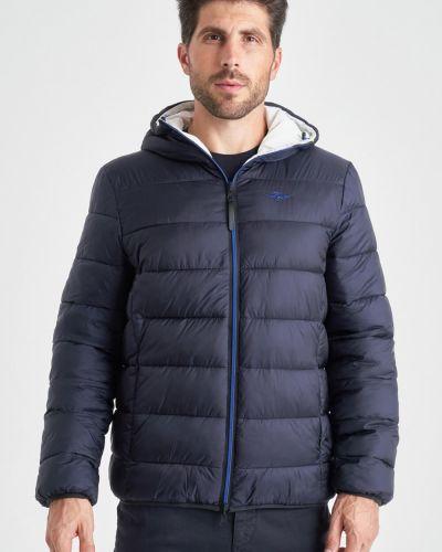 Утепленная куртка - белая Aeronautica Militare