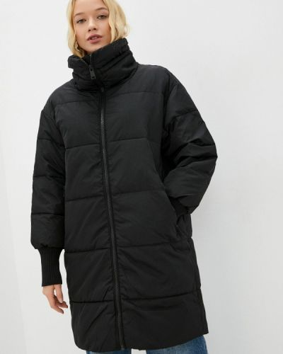 Утепленная куртка - черная Ostin