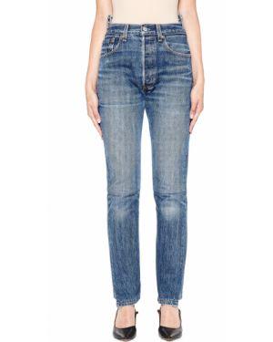 Зауженные джинсы Vetements
