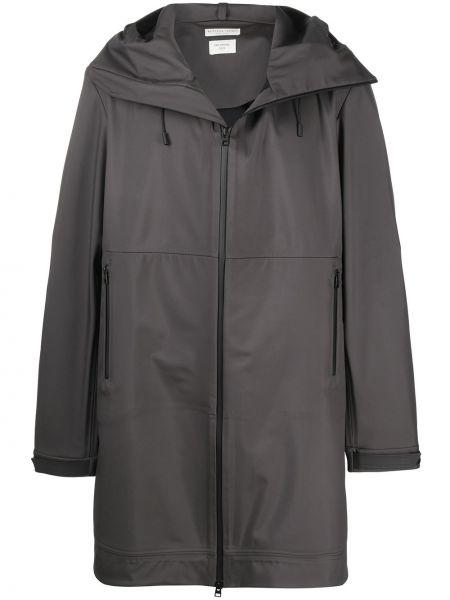 Płaszcz z kapturem Bottega Veneta