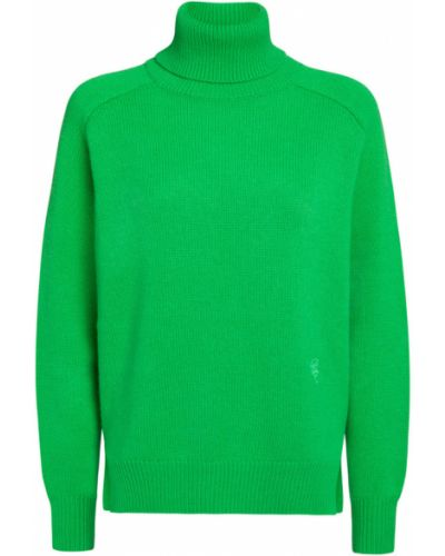 Zielony sweter Chloe