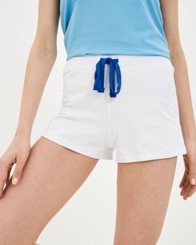 Повседневные белые спортивные шорты D.s
