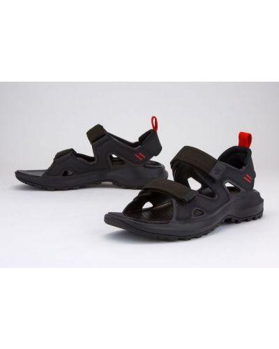 Czarne sandały na rzepy z nylonu The North Face
