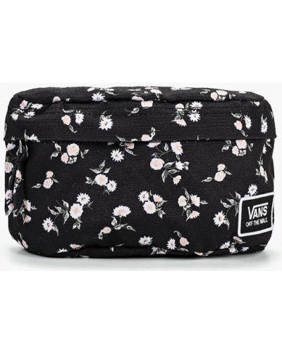 Черная поясная сумка Vans