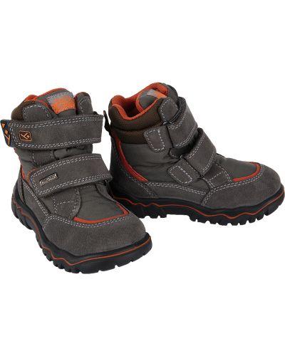 Ботинки мембранные серые Imac