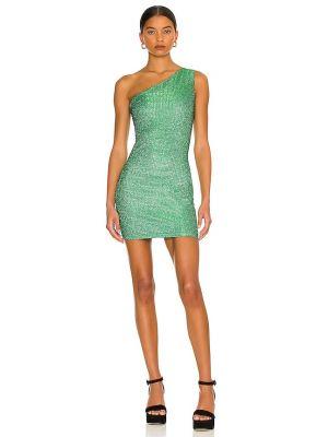 Sukienka mini - zielona Superdown