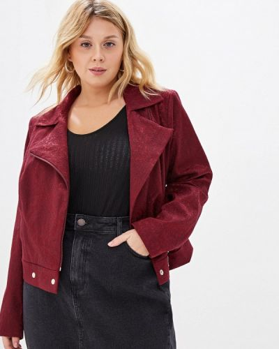 Куртка - красная авантюра Plus Size Fashion