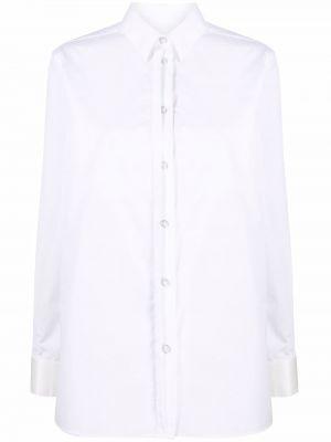 Klasyczna biała koszula - biała Givenchy