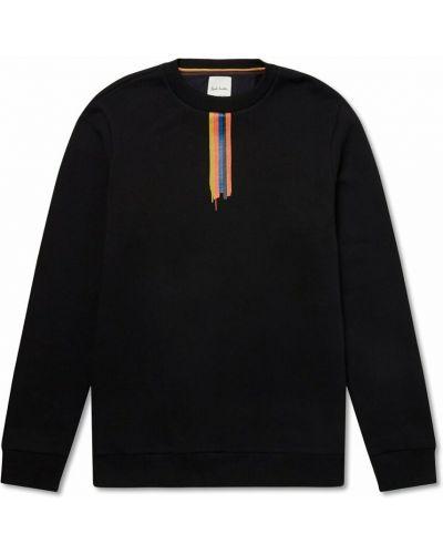 Czarna bluza dresowa Paul Smith