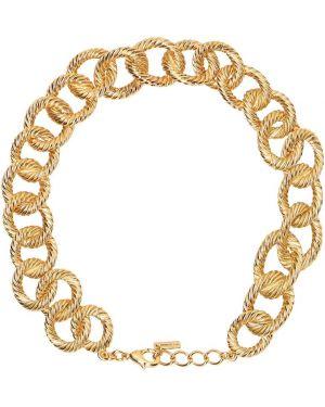 Ожерелье из золота желтый Jennifer Behr