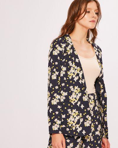 Классический пиджак свободный без застежек в стиле кэжуал Vero Moda