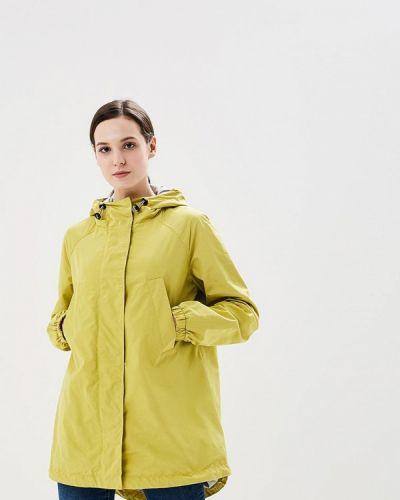 Зеленая куртка облегченная Marks & Spencer