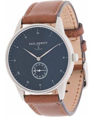 Часы с ремешком - черные Paul Hewitt
